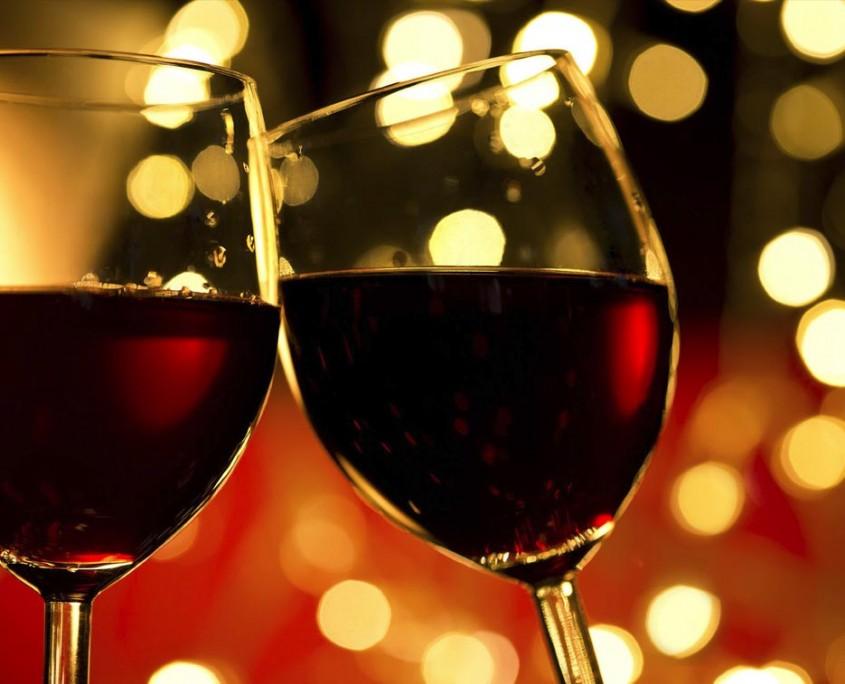 Vin, sodavand og øl